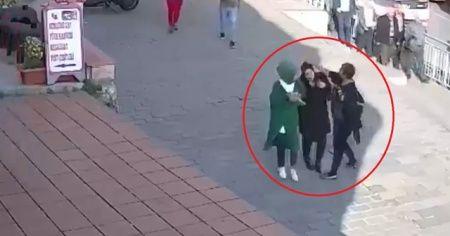 TBMM Başkanı Şentop'tan saldırıya uğrayan başörtülü kızlara geçmiş olsun mesajı