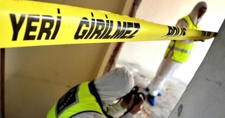 Tokat'ta bir kişi evinde boğazı kesilmiş halde ölü bulundu