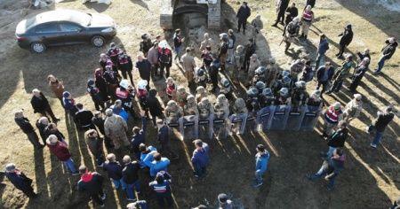 Trabzon'da yaylada yıkım gerginliği yaşandı