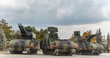 Türk Silahlı Kuvvetleri'ne 10 yeni 'Korkut' teslimatı yapıldı