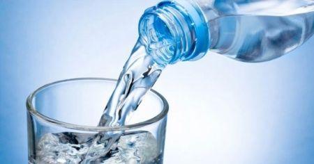 Türkiye'de kişi başına düşen su miktarı yılda 1400 metreküp