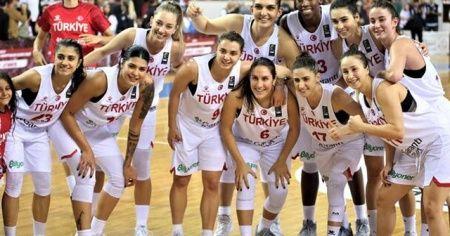 Türkiye Litvanya'yı farklı geçti!