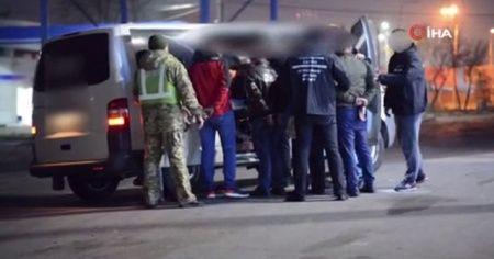 Ukrayna'da 6 Türk vatandaşı sınır dışı edildi
