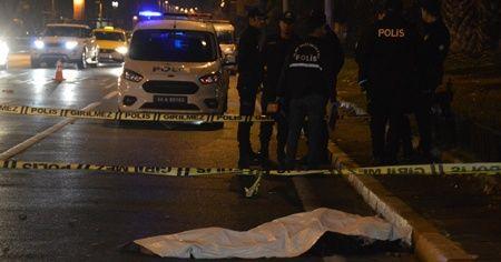Vatan Caddesinde feci kaza: 1 ölü