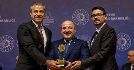 Vestel'e 'En İyi Ar-Ge Merkezi' ödülü