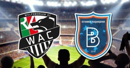 Wolfsberger - Başakşehir maçı canlı izle! Wolfsberger - Başakşehir maçı hangi kanalda? Wolfsberger - Başakşehir maçı saat kaçta?