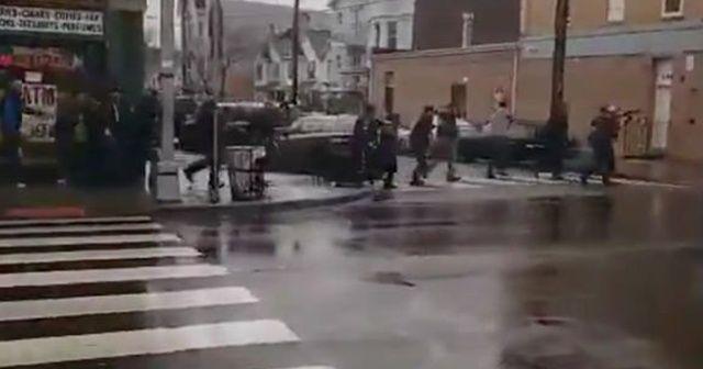 ABD, Jersey kentindeki saldırı ile sarsıldı