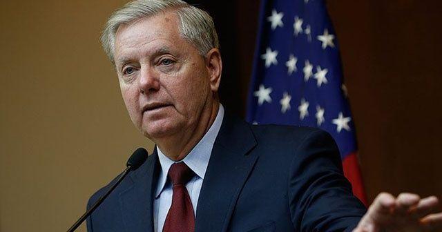 ABD'li Senatör Graham: 'Azil süreci Senato'ya gelir gelmez hızlıca son bulacak'