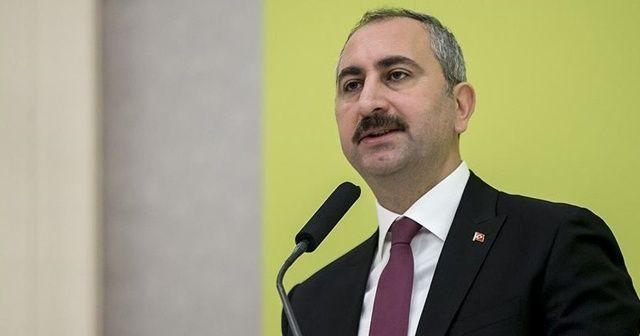 Adalet Bakanı Gül: Yeni bir İnsan Hakları Eylem Planı'nı hazırlıyoruz