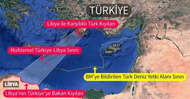 Akdeniz zaferi için 10 yılda 13 görüşme