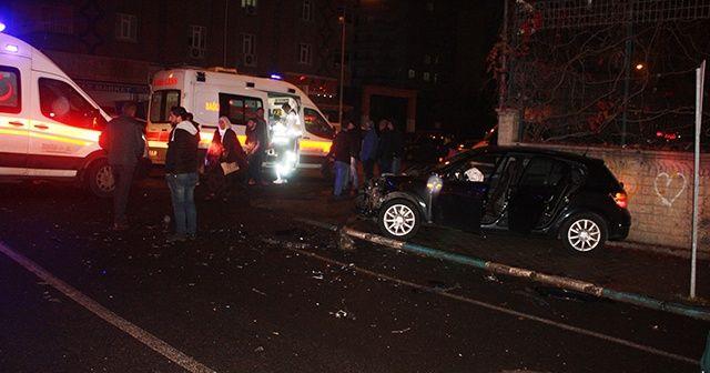 Alkollü sürücü terör estirdi