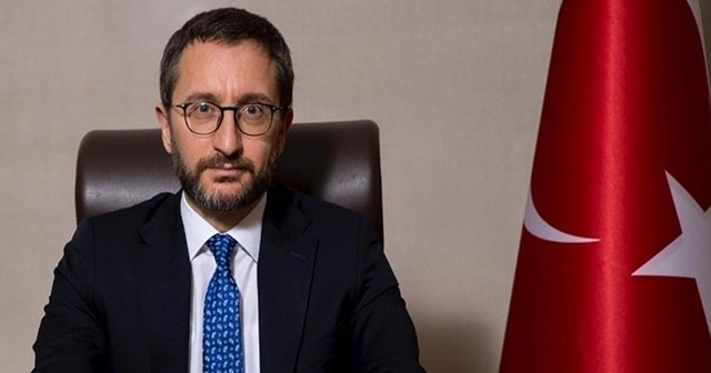 """Altun: """"Müttefiklerimiz, PKK/YPG/PYD'ye destek vermeye son vererek üzerlerine düşeni yapmalı"""""""