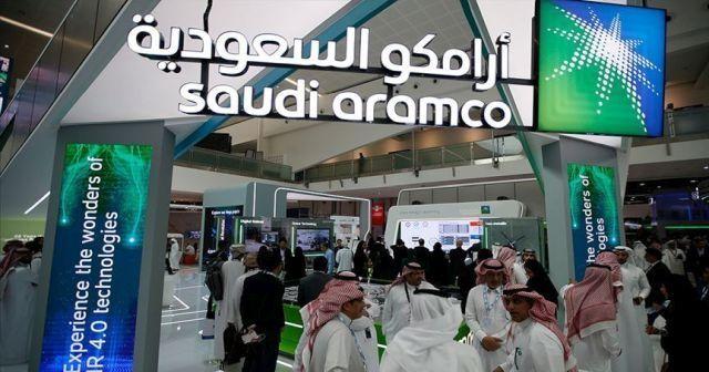 Aramco hissesi Suudi borsası Tadawul'da işlem görmeye başladı