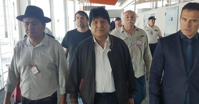 Arjantin, Morales'e sığınma hakkı verdi