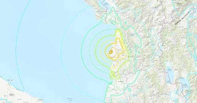 Arnavutluk'ta 4.5 büyüklüğünde deprem