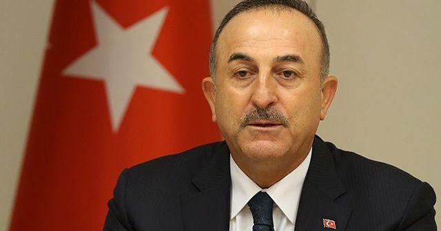 Bakan Çavuşoğlu: Afganistan'a desteğimizi sürdüreceğiz