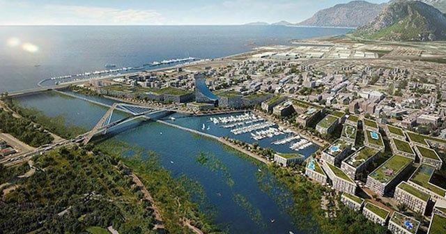 Bakan Turhan'dan 'Kanal İstanbul' açıklaması: İmzalar atıldı