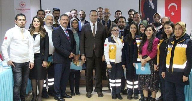 Barış Pınarı Harekatı'nda görev yapan sağlık personeli, yaşadıkları duygusal anları anlattı