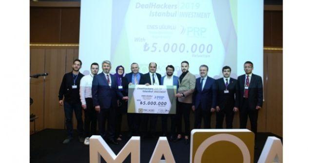 BioCube İstanbul girişimcisine 5 milyon TL'lik değerleme ile yatırım