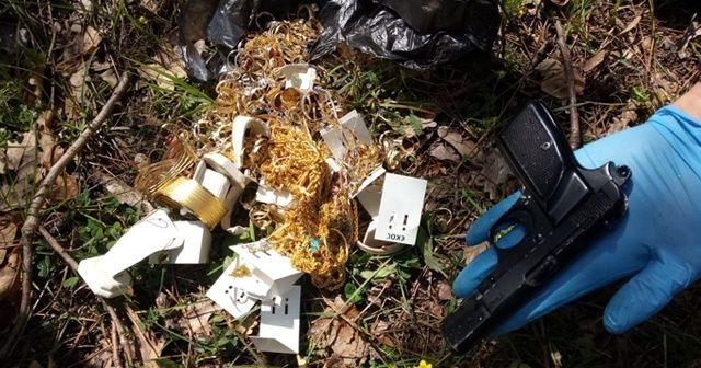 Çaldıkları altını geri veren hırsızlar tahliye oldu