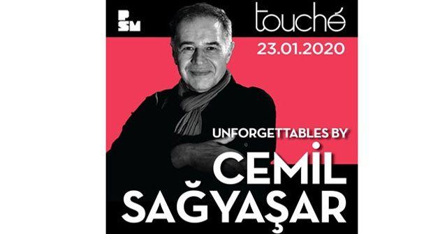 Cemil Sağyaşar 23 Ocak'ta sevenleriyle buluşacak