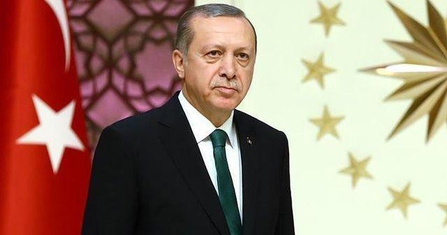 Cumhurbaşkanı Erdoğan, AB Komisyonu'nun yeni başkanıyla görüştü