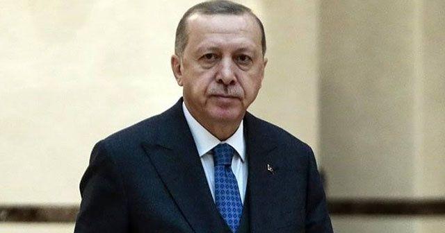 Cumhurbaşkanı Erdoğan'dan Suudi Kral Selman'a taziye