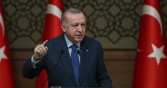 Cumhurbaşkanı Recep Tayyip Erdoğan: 100 bin sosyal konutun inşa sürecini başlatıyoruz