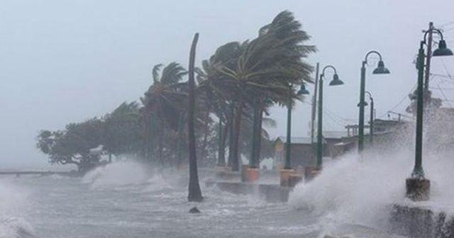 Doğu Akdeniz'de kuvvetli fırtına uyarısı