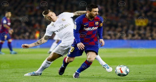 El Clasico'dan gol sesi çıkmadı