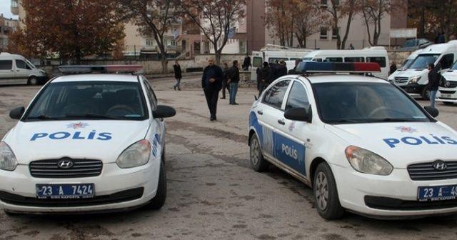Elazığ'da mini terminalde bıçakla kavga: 2 yaralı