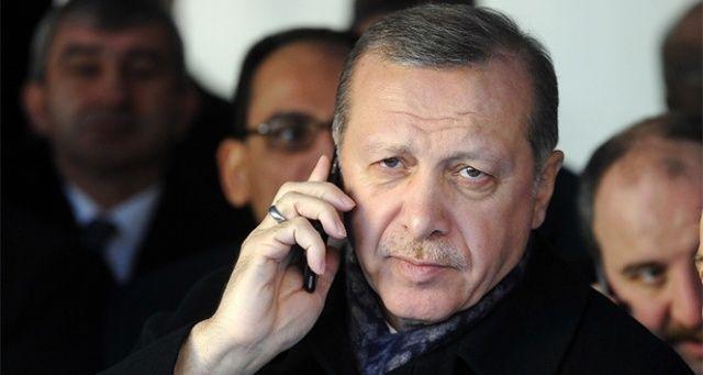 Erdoğan, PKK'nın elinden kurtarılan Cafer Ceylan'ın ailesiyle görüştü