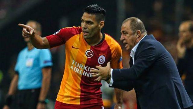 Fatih Terim'den Radamel Falcao sürprizi