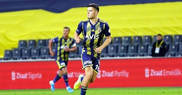Ferdi, Fenerbahçe formasıyla ilk kez 11'de