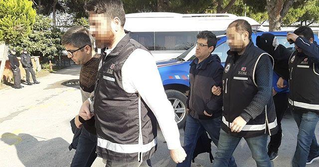 FETÖ operasyonunda yakalanan 4 şüpheliden ikisi tutuklandı