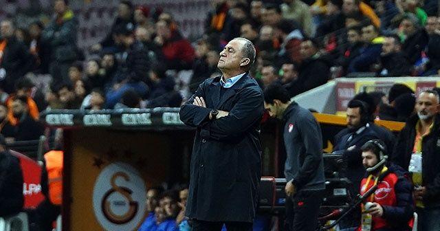 Galatasaray'da kötü gidiş sürüyor