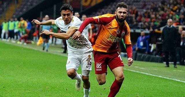 Galatasaray evinde MKE Ankaragücü ile berabere kaldı