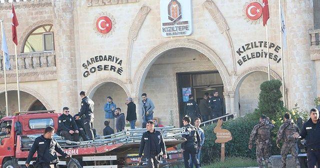 Görevden uzaklaştırılan Kızıltepe Belediye Başkanı Yılmaz gözaltına alındı