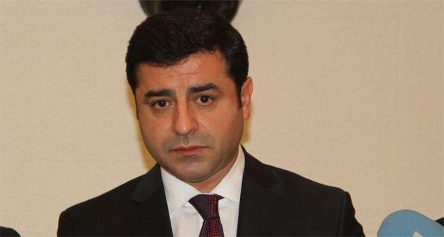 Hastaneden Demirtaş'ın sağlık durumu ile ilgili açıklama