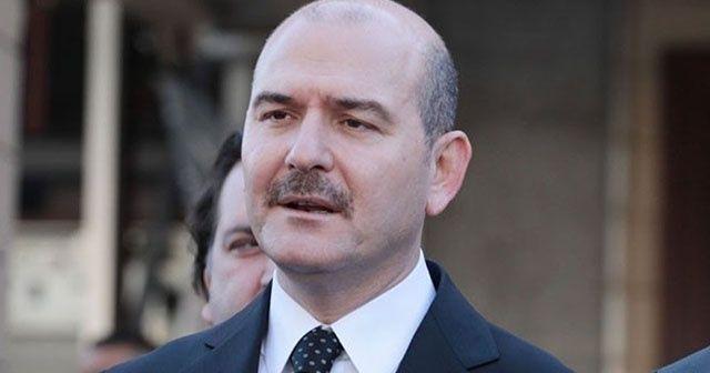 """İçişleri Bakanı Soylu: """"Kamuda engelli istihdamı 55 bin 196'ya ulaştı"""""""
