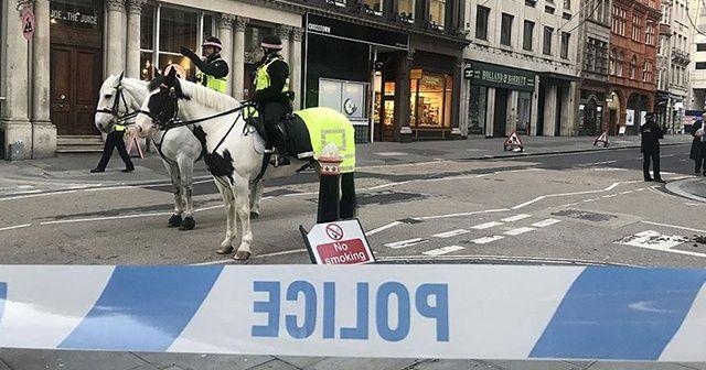 İngiltere'de terör suçundan tutuklanıp şartlı salıverilen kişi gözaltına alındı