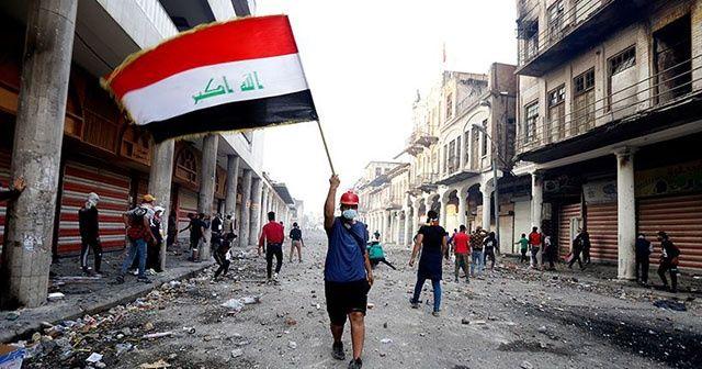 Irak'ta gözaltına alınan 2 bin 626 gösterici serbest bırakıldı