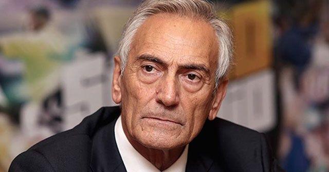 İtalya Futbol Federasyonu Başkanı: Türkiye'ye karşı iyi hazırlanmalıyız