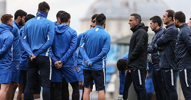 Kasımpaşa, Beşiktaş maçı hazırlıklarına başladı