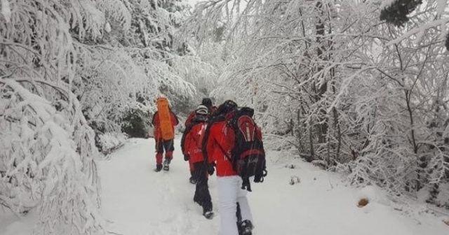 Kayıp dağcıları arama çalışmaları hız kesmeden devam ediyor