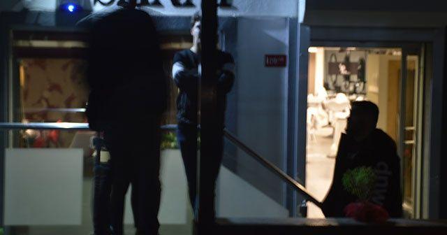 Kuaförde bir müşteri, başka bir müşteriyi silahla yaraladı