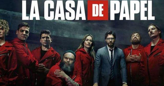 La Casa De Papel'in yeni sezon yayın tarihi belli oldu