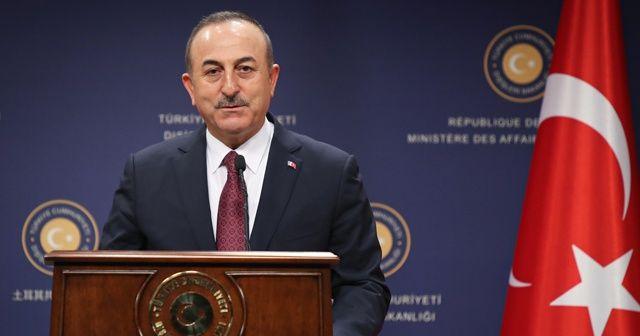 Libya mutabakatı ile ilgili Bakan Çavuşoğlu'ndan önemli açıklama