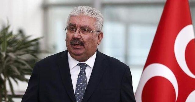 MHP'den 'Gelecek Partisi' açıklaması