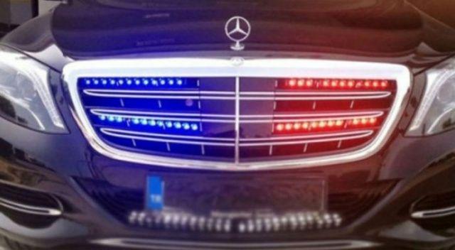 Milletvekili araçlarında 'çakar'a milletten tepki